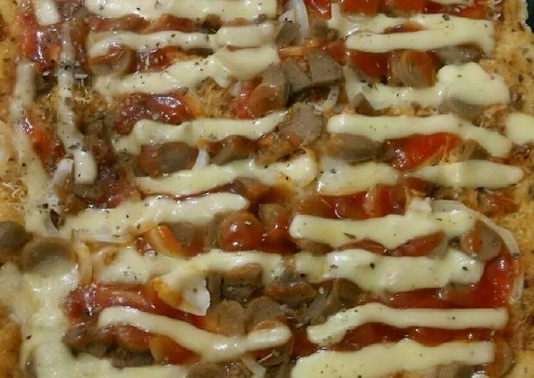 gambar untuk resep Killer Soft Pizza