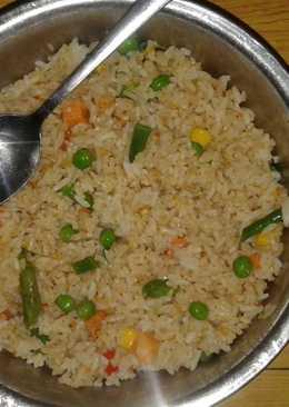 Nasi Goreng Frozen Mix Vegetables