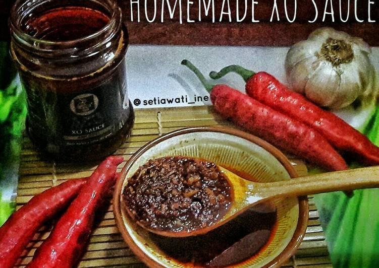 Homemade Xo Sauce Recipe Main Photo