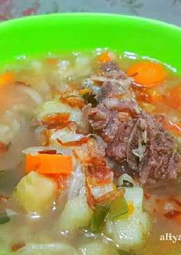 Sup Iga Sapi 🐄
