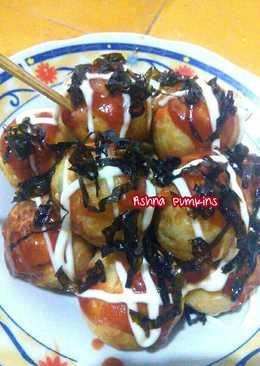 Takoyaki Sosis 🐙