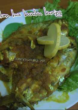 Ikan kwe bumbu kuning
