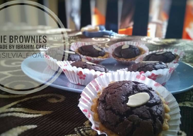 Pie Brownies #BikinRamadanBerkesan #2