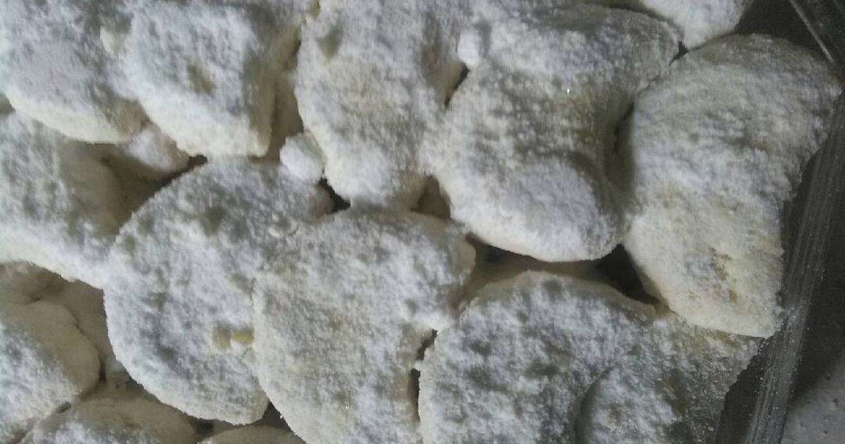 Putri salju kacang mente - 113 resep - Cookpad
