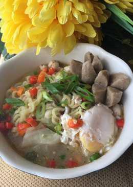 Indomie Kuah Kreasi 🍜🍜🍜