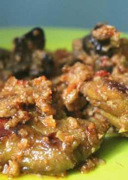 25 resep ayam bakar bumbu kacang enak dan sederhana   cookpad