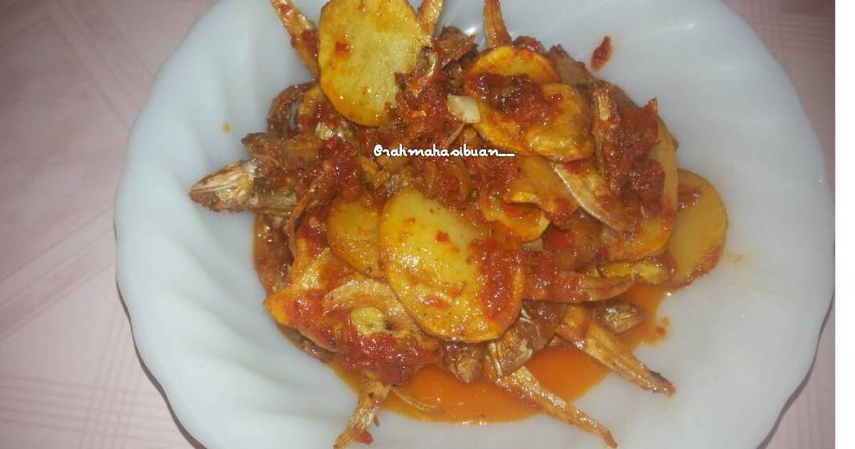 Ikan Asin Balado 73 Resep Cookpad
