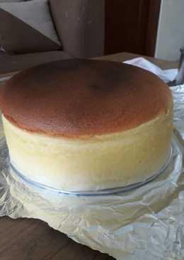 Japanese chesecake