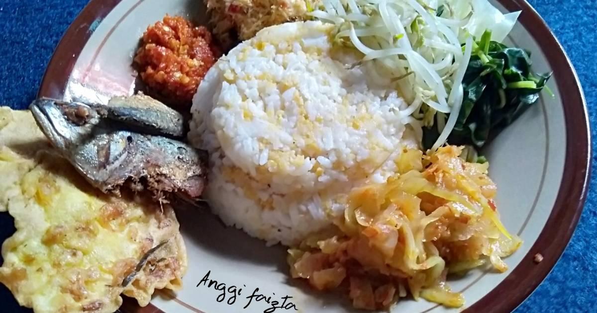 Unduh 7700 Koleksi Gambar Nasi Jagung Sama Ikan Asin Terbaru