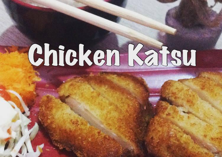 Chicken katsu (tanpa Dashinomoto)
