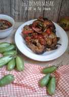 Lele dumbo masak kecap