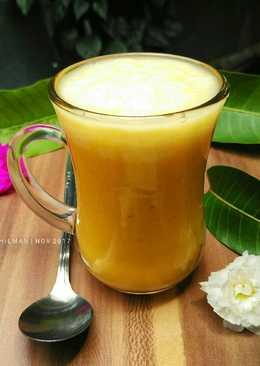 Happy Milky Mango Juice