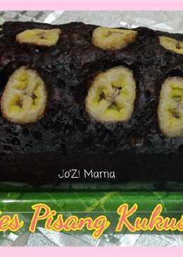 1.Brownies Pisang Kukus (No Mixer) #BikinRamadanBerkesan