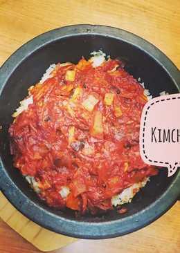 Nasi Kimchi (KimchiBab)