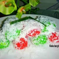 Songkolo bandang || #Makassar Sul-sel #olahan kelapa