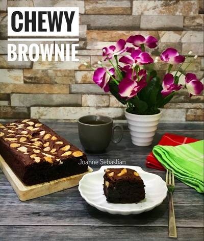 Chewy Brownie