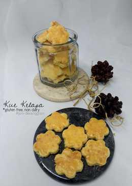 Kue Kelapa *gluten free - non dairy