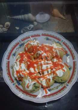Takoyaki bakso ala ala