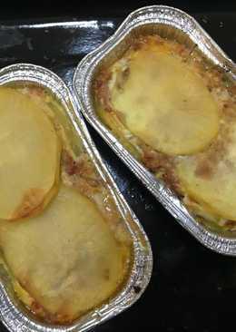 Lasagna sehat / lasagna diet / lasagna tahu / lasagna ayam / diet food
