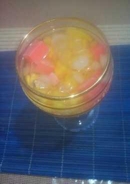 Es buah jadul yang ngangenin