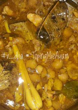 Toping mie Ayam #bikinramadhanberkesan