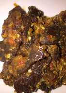 Dendeng daging sapi pedas madein mamachika