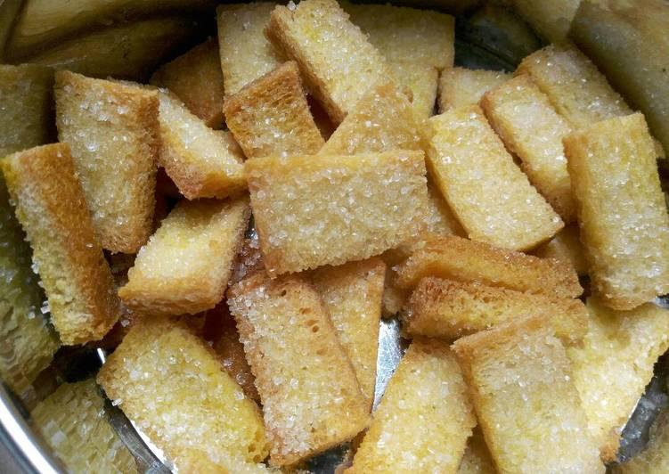 Resep Bagelan Roti Tawar By Alzena Kitchen Al Islams