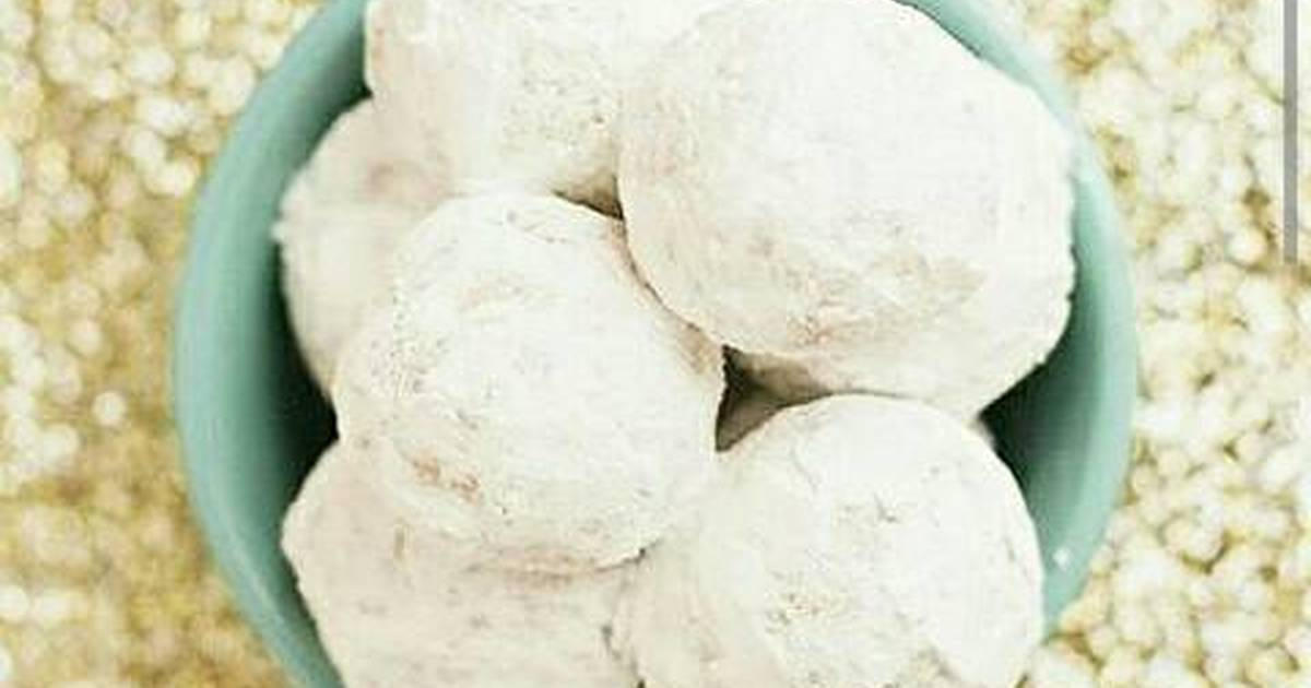 Putri salju tanpa telur super irit - 7 resep - Cookpad
