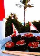 Sushi Kimbap Merah Putih