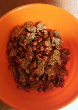 29. Kering Balodo Tempe Kacang Pedas Manis