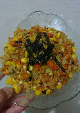 Nasi Goreng Veggie