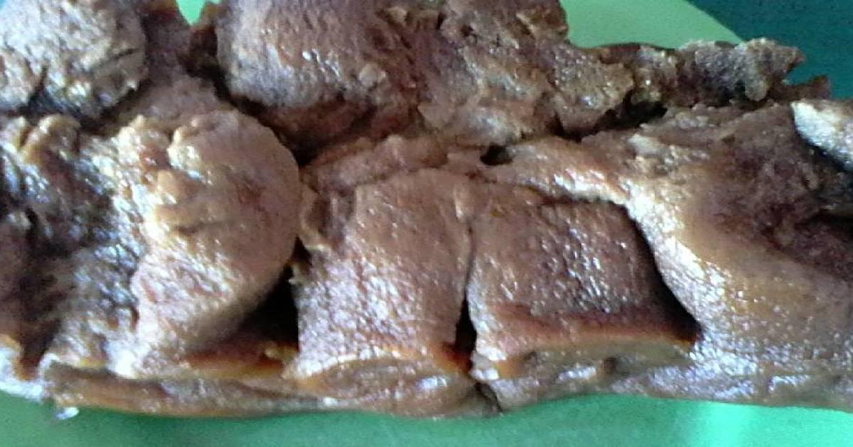 Resep Kue Lapis Sari India