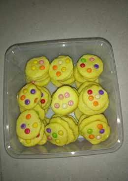Cookies choco chip rainbow magicom ala lucy's