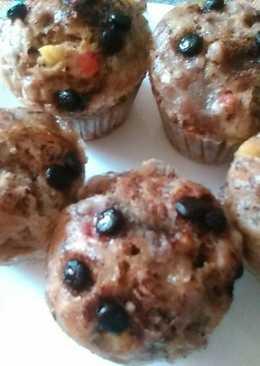 65) Muffin Banana Kukus