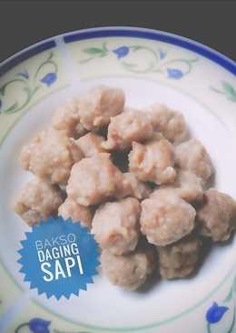 Baso Daging Sapi #selasabisa