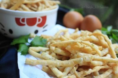 Ladrang / Stik Bawang Renyah iritzzz + tips