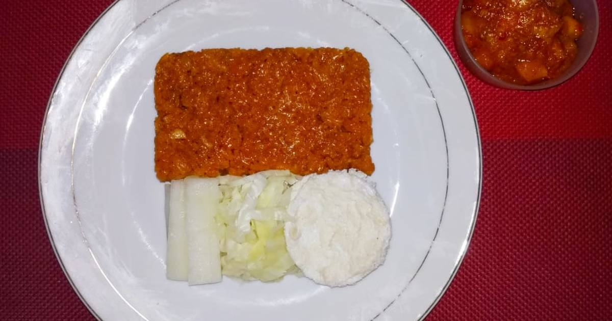 7 Resep Nasi Merah Buah Naga Merah Enak Dan Sederhana Cookpad