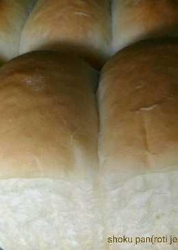 Shoku-pan(roti tawar ala jepang)🍞