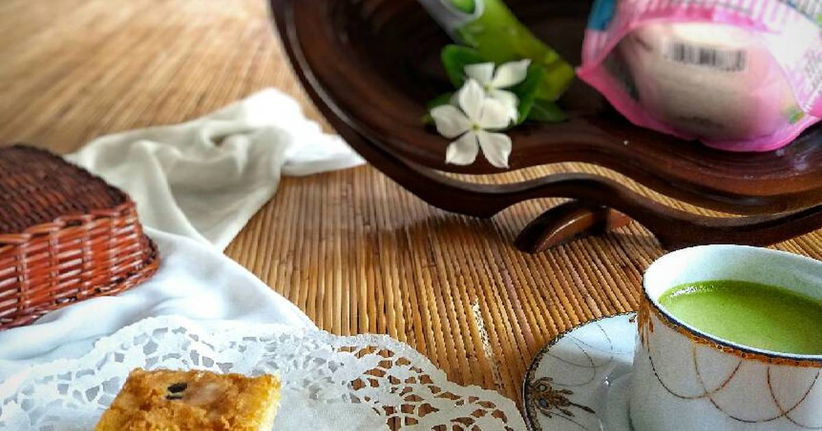 Resep Cake Keju Jepang: Kue Jepang