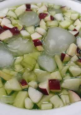 Es Buah Sirup Melon