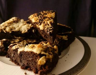 Brownies Alpukat Panggang #BrowniesAlpukat