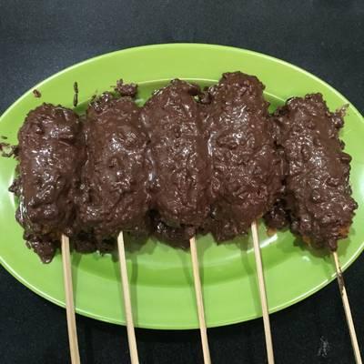 Resep Sate Pisang Nugget Crunchy Kekinian Oleh Mutiara Abelia Cookpad