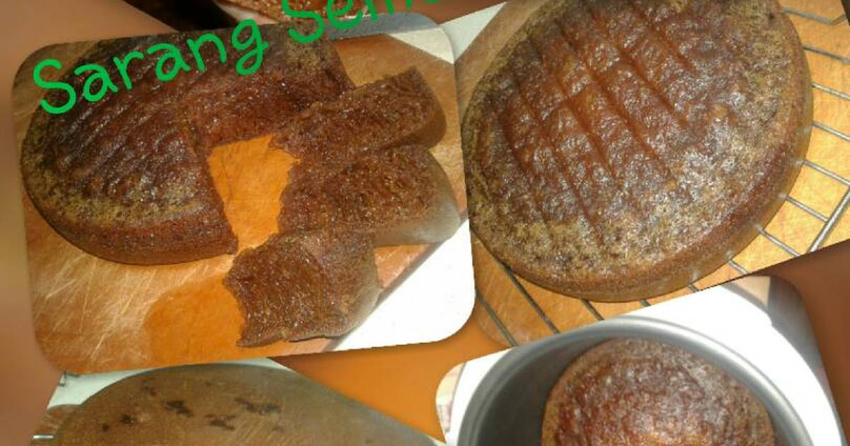 Resep Caramel / Sarang Semut