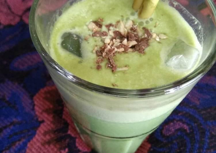 Green Tea Smoothies
