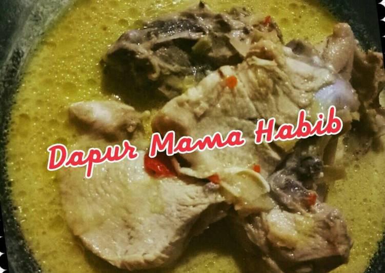 Resep Kari Ayam Simpel Hemat Bumbu ?? (1 ekor ayam) - Faridawati Latif