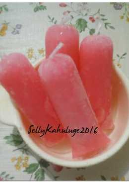 143 resep es mambo buah enak dan sederhana   cookpad