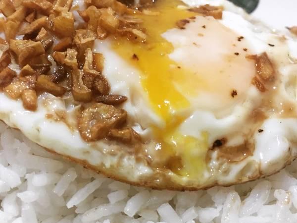 #28 - Nasi telor ceplok kecap asin khas Pontianak