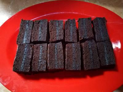 Brownies Coklat Kukus Amanda Anti Gagal