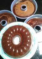Pudding Cokelat Lembut Borongan