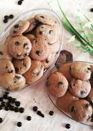 Mini Chocochip butter cookies